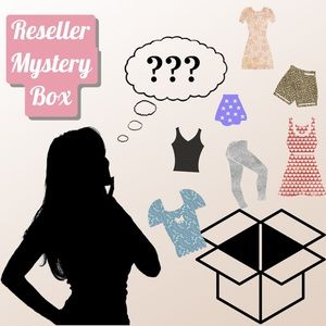Reseller's Mystery Box - Women's Clothing